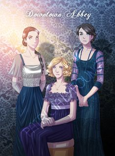 Downton Abbey by *patriciaLyfoung on deviantART   # Pinterest++ for iPad #