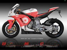 Bimota BB3. Exotic Superbike.