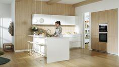 Disfrutar de la vida en la cocina ARIANE 2 estratificado —
