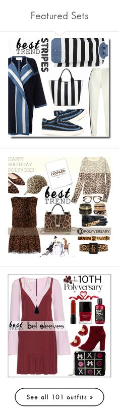 """""""Featured Sets"""" by polyvore ❤ liked on Polyvore featuring Dorothy Perkins, Chloé, Elie Saab, Ports 1961, Michael Kors, polyversary, contestentry, Dolce&Gabbana, Calypso St. Barth and Alice + Olivia"""