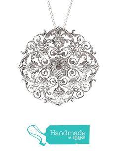 "Paolo Penko Florence, silver pendant ""Stile Fiorentino"" from Penko Firenze http://www.amazon.com/dp/B016BEZGQG/ref=hnd_sw_r_pi_dp_XM1pwb0DG8E2T #handmadeatamazon"