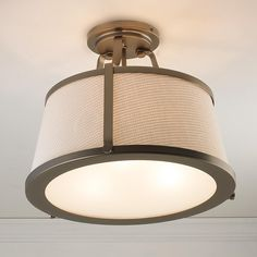 Contemporary Sophisticate Ceiling Light