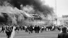 Missed Warnings: The Bradford City fire. BBC1 In May 1985, 56 football fans died after fire destroyed the main grandstand during a football match between Bradford City and Lincoln City. BBC correspondent Robert Hall reported from Valley Parade that day and for the 30th anniversary he returns to speak to some of those, whose lives changed forever. He also examines the circumstances which led to the disaster and why safety warnings appeared to be ignored