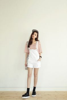 Korean Fashion Woman