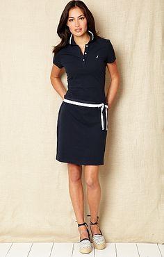 Nautica polo dress. Cute!