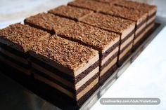 Merine Milka kocke ~ Recepti i Ideje Torte Recepti, Kolaci I Torte, Sweets Recipes, Baking Recipes, Japanese Cheesecake Recipes, Milka Chocolate, Torte Cake, Croatian Recipes, Homemade Cookies