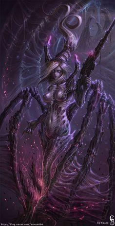 Infested Nova by GothmarySkold.deviantart.com on @DeviantArt: