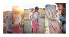 Desert engagement photos. These could be done at the sandpits close to my parents' place!