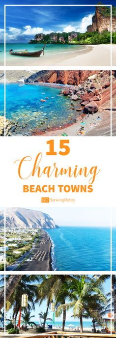 Check out these beach towns if you're trying to vacation on a budget....