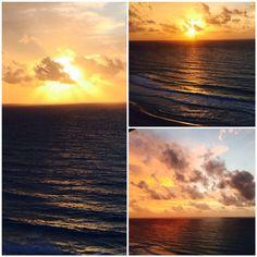 Loraine Mi nos regala este bellísimo amanecer. ¡Gracias!