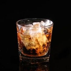 The Godfather 1 ½ oz Scotch ½ oz Amaretto Pour the scotch and amaretto in an old-fashioned glass with ice cubes. Stir well.
