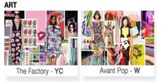 "Spring 2015 trend ""Art"" Fashion Snoops"