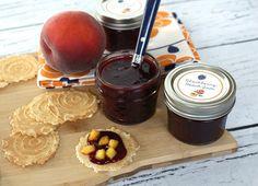 Blackberry Peach Jam Recipe: Use the season's most delicious produce to make Blackberry Peach Jam. Yummy on toast, crackers, ice cream... everything! Recipe via @komonews.