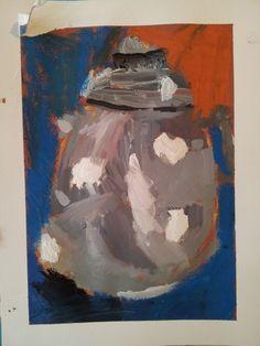 a great teapot from Saturday Art Club