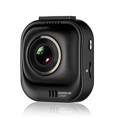 PAPAGO Car Dash Camera GoSafe 535 Super HD Dash Cam 1296P...