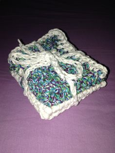 Are your dishcloths boring? Add something different to your kitchen! These crocheted dishcloths are just the thing you need. Hand crocheted by me, these dishcloths are made of 100% cotton yarn so they are absorbent, quick drying and, durable. This listing is for the set of 2 dishcloths. | Shop this product here: http://spreesy.com/sazzybysharell/5 | Shop all of our products at http://spreesy.com/sazzybysharell    | Pinterest selling powered by Spreesy.com