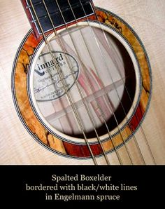 The Official Web Site of Stephen Kinnaird Guitars, Luthier Classical Acoustic Guitar, Guitar Design, Musical Instruments, Tattoo, Marquetry, Guitar Building, Guitars, Timber Wood