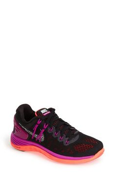 Free shipping and returns on Nike 'LunarEclipse 5' Running Shoe (Women) at Nordstrom.com. Signature Lunarlon cushioning delivers a responsive ride in a lightweight, breathable mesh running shoe fitted with a stability-minded heel clip and Flywire cables for a well-supported run. The asymmetrical tongue offers foot-cradling comfort.