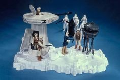 Turret and Probot Star Wars playset - Star Wars Ewok - Ideas of Star Wars Ewok - Turret and Probot Star Wars playset Gi Joe, Old School Toys, The Empire Strikes Back, Star Wars Action Figures, Ewok, Star Wars Toys, Star Wars Collection, Childhood Toys, Old Toys