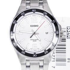 Chronograph-Divers.com - Casio Quartz Standard Black Bezel Mens Watch MTP-1373D-7AVDF MTP1373D, $42.00 (http://www.chronograph-divers.com/mtp-1373d-7avdf/)