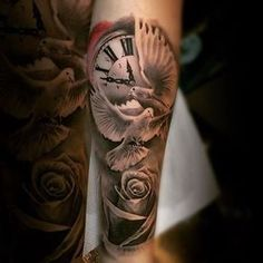 35 Coolest Forearm Tattoos Designs for Men and Women, Try - Tattoos Design & I., 35 Coolest Forearm Tattoos Designs for Men and Women, Try - Tattoos Design & Ideas - Tattoos Bein, Dove Tattoos, Forarm Tattoos, Cool Forearm Tattoos, Forearm Tattoo Design, Arm Tattoos For Guys, Body Art Tattoos, Tattoos For Women, Maori Tattoos