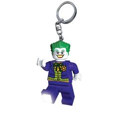 LEGO DC Universe The Joker Key Light Santoki http://amzn.to/2alhwbb