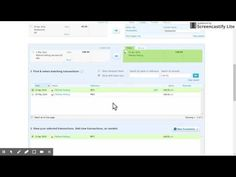 In this video I take you through reconciling bank accounts in Xero. How to use BankFeeds, create spend/receive money, matching transactions and fixing errors. Bank Account, Accounting, Education, Youtube, Onderwijs, Learning, Youtubers, Youtube Movies