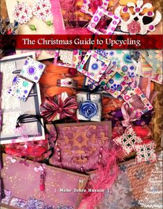 The Christmas Guide to Upcycling is a comprehensive guide to using soda cans, plastic packaging, fabric scraps and much more to make truly magical Christmas gifts, ornaments, table decor and cards. Available at: www.amazon.com/Christmas-Guide-Upcycli Fashion Insider on oldGold Berlin and Upcycling Store