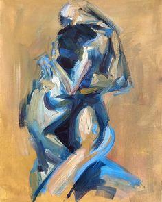 Painting Inspiration, Art Inspo, Sexy Painting, Painting Love Couple, Portrait Art, Erotic Art, Love Art, Art Projects, Art Drawings