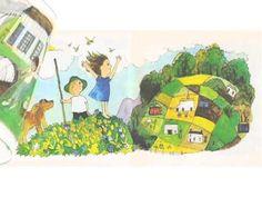 1st Grade: Draw your favorite season book: A Book Of Seasons by Alice & Martin Provensen