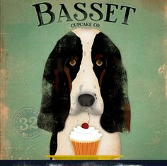 LOVE this basset hound!