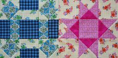 Wendy's quilts and more- Women of the Bible Quilt- Eve and Rachel (blocks 1& 2)