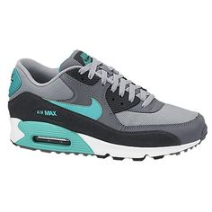 Nike Air Max 90 Wolf Grey/Cool Grey/Anthracite/Hyper Jade