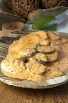 Creamy Italian Chicken and Zucchini Skillet
