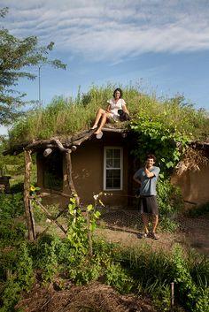 Dancing Rabbit Ecovillage: Living Abundantly on 10%   Transition US
