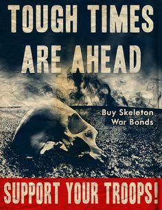 Buy Skeleton War bonds