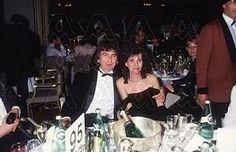George Harrison and Olivia Arias-Harrison