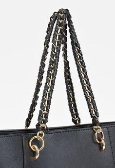 Etienne Handtaschen in Schwarz - günstig kaufen bei JustFab