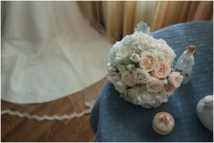 Grace & Chris: TheirNorfolk Yacht & Country Clubwedding day was so, so beautiful, and Grace was the epitome of elegance in herAnne Bargegown.Sunkissed Eventsdid a wonderful job as usual, with the help of a stellar wedding team:Leslie Hartig Floral Design,Cake Delights,Blue…