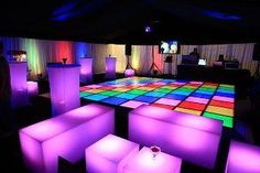 Most up-to-date Totally Free 58 ideas party decorations disco dance floors for 2019 Strategies In the numerous years, we have allocated to the dance floors of this earth, we've skilled some s Disco Party, 70s Party, Glow Party, Neon Birthday, Sweet 16 Parties, Neon Glow, Party Themes, Party Ideas, Creations
