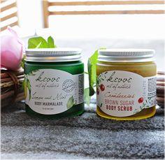 Kivvi vartalonkuorinta ja marmeladi: Beauty Highlights: Uusia herkkuja luonnonkosmetiikkarintamalta