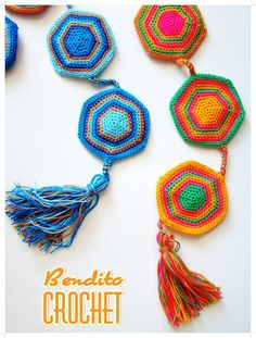 colgante Crochet Baby Mobiles, Crochet Mobile, Polymer Clay Crafts, New Things To Learn, Diy Furniture, Crochet Earrings, Decoration, Jewelry, Key Hangers