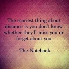 The notebook Quotes and sayings: