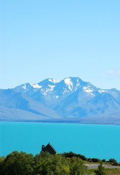 Lake Tekapo New Zealand, Leah Travels