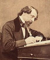 """""""Be natural my children. For the writer that is natural has fulfilled all the rules of art."""" —Charles Dickens' last words"""