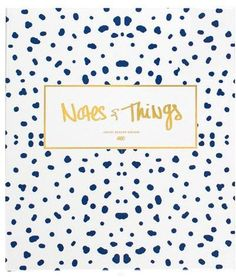 Notes & Things Notebook #Affiliate Link