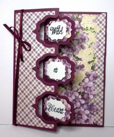 Wild at Heart, by poppypoodle - Cards and Paper Crafts at Splitcoaststampers