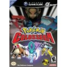 Pokemon Colosseum for the Nintendo GameCube is the sequel to the popular Pokemon Stadium series on the N64. Connect your Game Boy Advance to your GameCube in order to battle with over 200 detailed 3D versions of Pokemon from the Sapphire and Ruby GBA games.