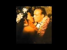 The Bounty Love Story, Brando and Tarita 1962 Bronislaw Kaper Classic Movie Stars, Classic Movies, Mutiny On The Bounty, Marlon Brando, Old Hollywood Glamour, He's Beautiful, Tahiti, Movies Showing, Nature Photos