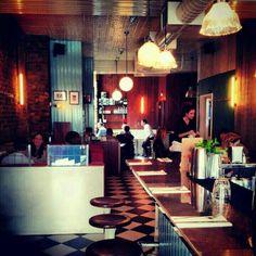 Mishkin's à Covent Garden, Greater London. Jewish comfort food / cocktails / AKA : Katz's Deli in New York